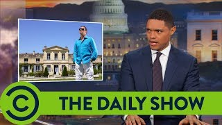 Jeff Sessions Is Fighting Racism Against White People - The Daily Show   Comedy Central