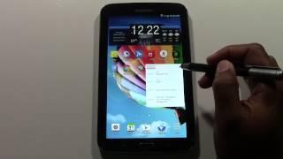 Galaxy Tab 3 7.0 for Beginners (Part 3) | H2TechVideos