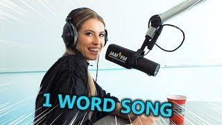 Fletcher - Halsey, Post Malone, Justin Bieber & Drake | 1 Word Song ⚡ JAM FM