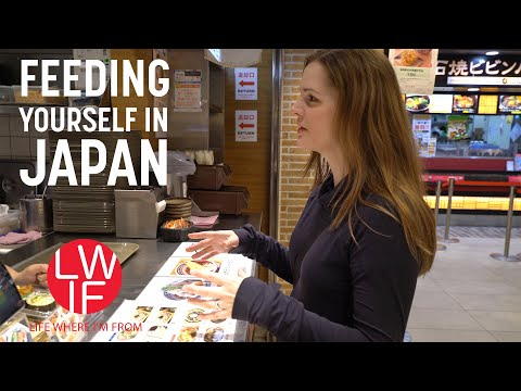 Can You Feed Yourself in Japan With No Japanese
