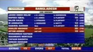 Aftab Ahmed 82* against England (Part IV)