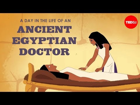 Xxx Mp4 A Day In The Life Of An Ancient Egyptian Doctor Elizabeth Cox 3gp Sex