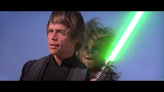 Luke and Anakin - Remember me for centuries