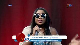 Kush Tracey Rejects Otile Brown And Timmy Tdat Live on Ymashariki