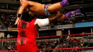 Raw: The Miz & Big Show vs. MVP & Mark Henry - Unified Tag