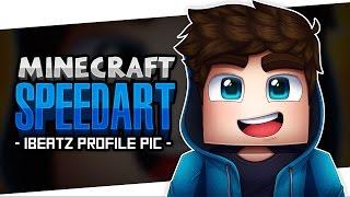 Minecraft SpeedART - iBeatz Gaming [Avatar] | Eonofre12
