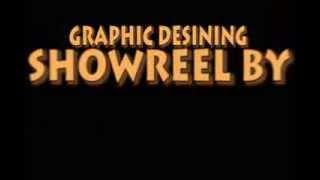 My Graphic Designing showreel