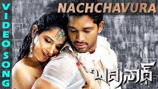 Nachchavura Full Video Song   Badrinath Movie   Allu Arjun, tamanna