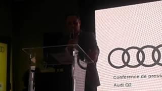 M.Karim Hammami, le directeur général Audi