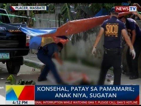 Xxx Mp4 BP Konsehal Patay Sa Pamamaril Sa Placer Masbate 3gp Sex