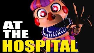 BALLOON BOY AT THE HOSPITAL! - Gmod Nightmare Balloon Boy Mod (Garry's Mod)