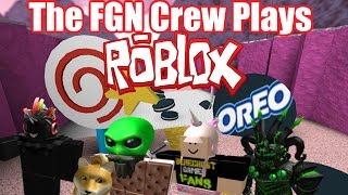 The FGN Crew Plays: ROBLOX - Candy Obby (PC)