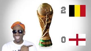 Belgium 2-0 England Post Match Analysis | World Cup 2018 Semi Final