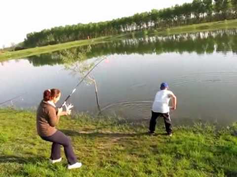 Bea la pescuit Erzsebet To 01 Mai 2010