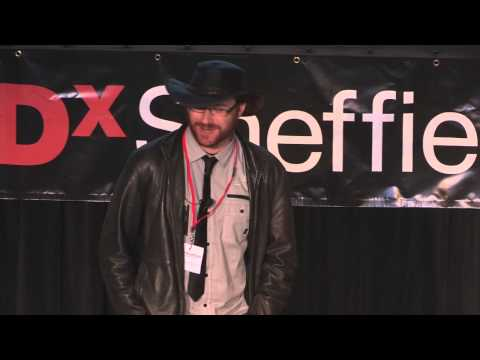 One Man. Every Country. No Flights Graham Hughes at TEDxSheffield