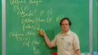 Lecture 10B | MIT 6.001 Structure and Interpretation, 1986