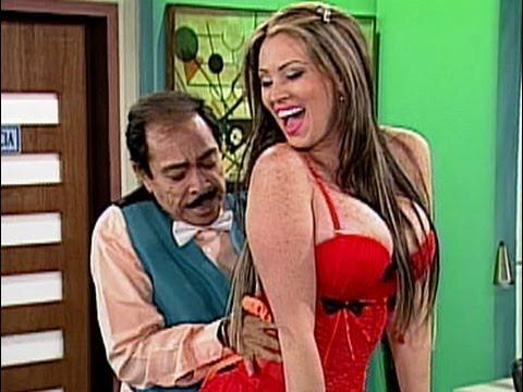 A Que Te Ríes La malvada Sabrina y el pobre Navarrete