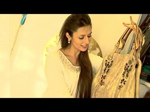 Ye Hai Mohabbatein : Ishita aka Divyanka  Tripathi shows her love for bags