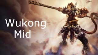 [S4/D1] Wukong Mid Full Game Commentary!