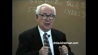 The Church and The Jews - The Jews in Ancient Persia l Lessons of Dr. David Neiman