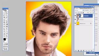 photoshop tutorial hair cut methods in tamil - Training full free video template DVD