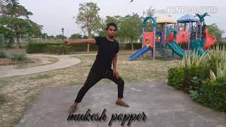 Bom diggy diggy bom bom song dance by mukesh popper. ....