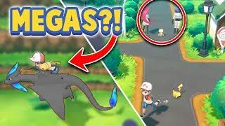 MEGA EVOLUTIONS & NEW GAMEPLAY?! - Pokémon Let