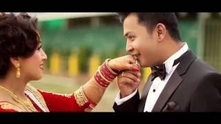 Bistarai | Rohit John Chettri | Ashique and Shriju |Wedding | Highlights|Studiokusal |