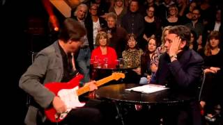 Hank Marvin on Later With Jools Holland 27/05/2014