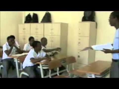 Tanzania Feza Boys  immorality-INFOMATRIX AFRICA 2012 SHORT MOVIE