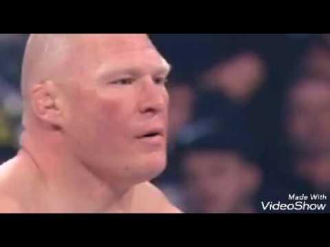 Goldberg x Brock lesnar Survivor series 2016 PT BR