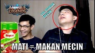 MATI = MAKAN MECIN! ADEK KAKAK TERGOBLOK JAMAN NOW • Mobile Legends Indonesia (60 fps)