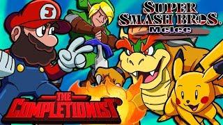 Super Smash Bros Melee   The Completionist