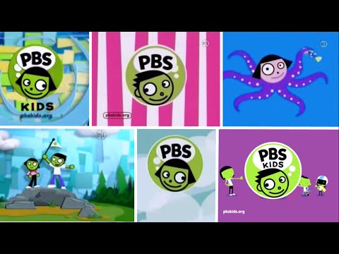 PBS Kids System Cue Compilation 1999