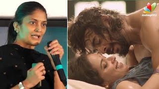 Director Sudha clarifies on the bedroom scene in Irudhi Suttru | Madhavan | Hot Cinema News