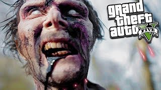 GTA 5 ZOMBIE MOD: ME Vs 1,000,000 ZOMBIES 😱! (GTA 5 Mods)