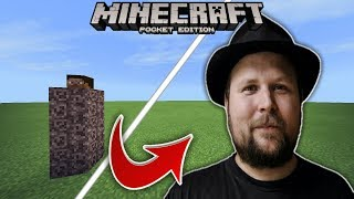How to Spawn NOTCH in Minecraft PE!! (Herobrine and Notch Addon)