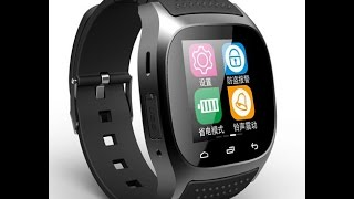 M26 Bluetooth Smart-Watch Review.