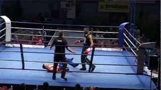 Trailer du tournoi de boxe Savate PRO Lanester