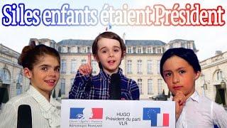 ET SI LES ENFANTS ÉTAIENT CANDIDATS AUX PRÉSIDENTIELLES ? ANGIE LA CRAZY SÉRIE - ANGIE MAMAN 2.0