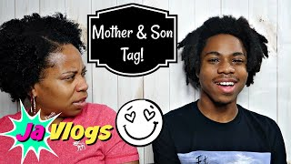 MOTHER & SON TAG!