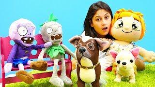 #Eğiticiçocuk videosu - hayvan sevgisi ❤️🐾. Ayşe, Lili ve #Loli Çikolatayı arıyorlar. #Çocukoyunları