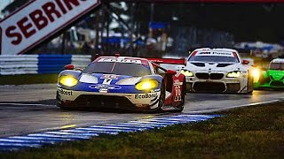 Countdown to the 12 Hours of Sebring! Motor Trend Presents