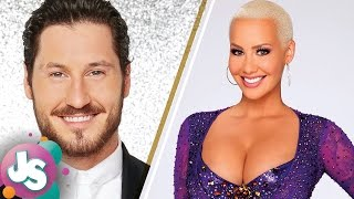Amber Rose and Val Chmerkovskiy Officially Dating, More Odd Celebrity Couples - Just Sayin