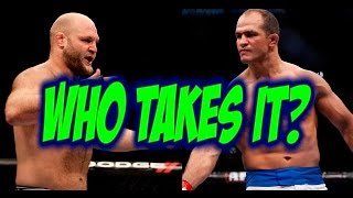 UFC FIGHT NIGHT 86 PREDICTIONS! (Ricky J MMA League Event 5/5)