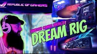 I BUILT MY DREAM RIG / Gaming computer build & Unboxing