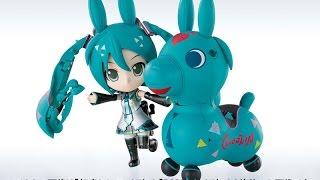 Unboxing Chogokin - Miracle Henkei: Miku Hatsune x RodyT WTF!???