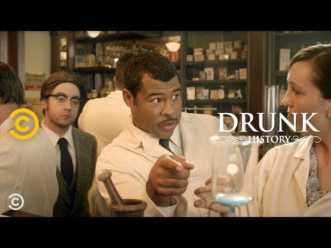 Drunk History - Percy Julian's Rise to Prominence