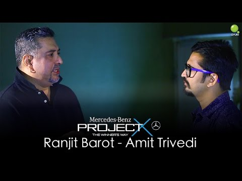 Amit Trivedi Live Chat With Ranjit Barot  Full Episode  ProjectX