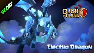New Th12 Update| New Electro Dragon Strategy - Clash Of Clans